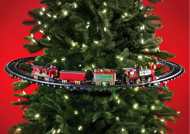 Trenuletul de Craciun -- Cea mai faina decoratiune! image