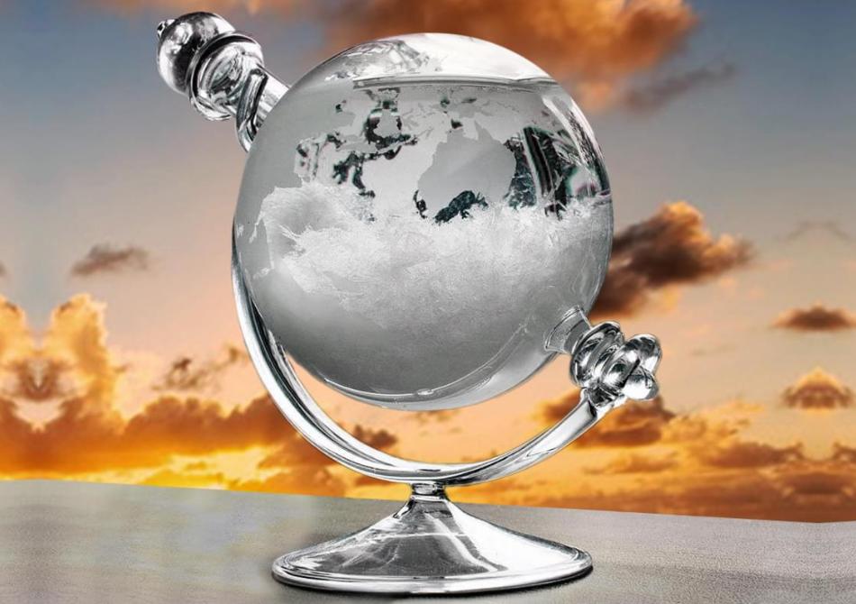 Barometru glob pamantesc -- Furtuna in lume