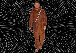 Jumpsuit Chewbacca -- Devino un Wookie!