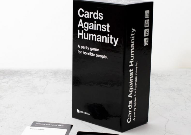 Cards Against Humanity -- Joc de societate pentru cei oribili image