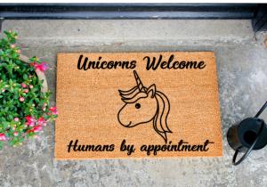 Unicorns Welcome -- Oamenii doar cu programare