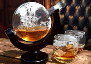 Glob decantor -- Obiect deluxe