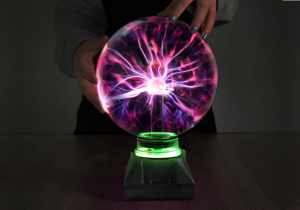 Globul plasma -- Futurama la atingere