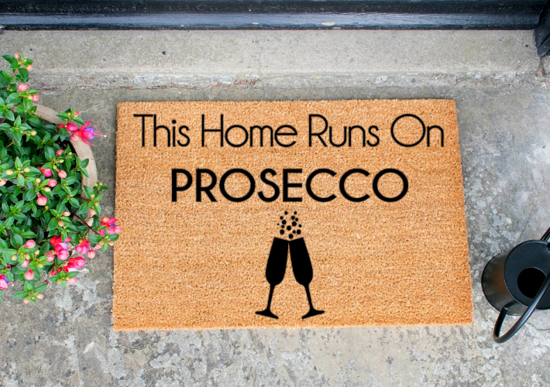 This Home Runs On Prosecco -- Evident, nu? image