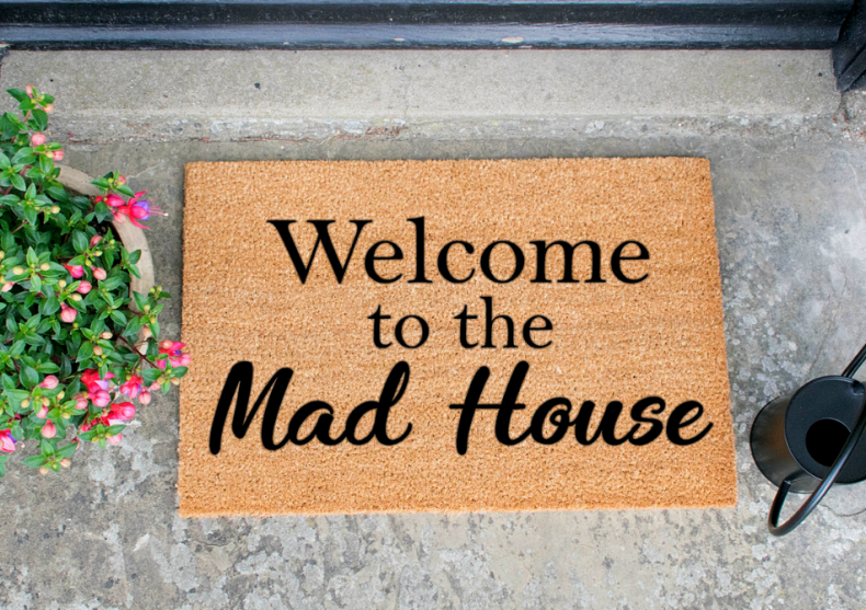 Welcome To The Mad House -- Ai fost atentionat... image