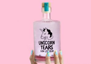 Lacrima de Unicorn - Noul gust al magiei!