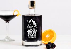 Lacrimi Negre de Unicorn -- Potiune magica intunecata
