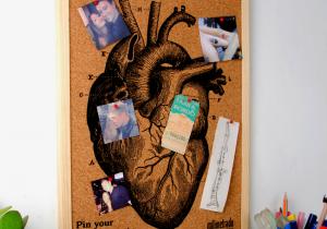 Panou inima anatomica -- Te lasi dus cu pluta…