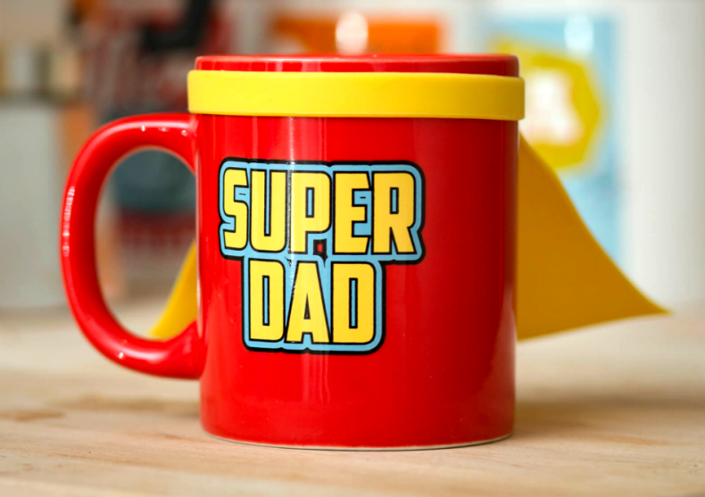 Cana Super Dad -- Pentru eroul nr. 1 din viata ta image