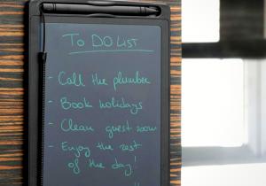 Tableta Doodle -- Ajutorul de nadejde al familiei