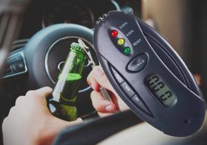Tester alcoolemie digital -- Paza buna trece primejdia rea