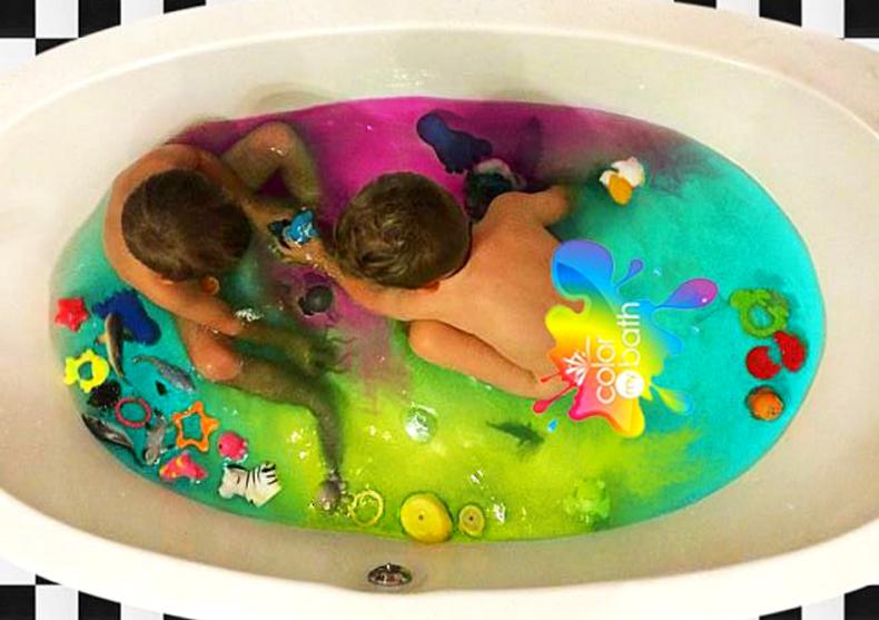 Fizzy Bath -- Coloreaza momentele de imbaiere image