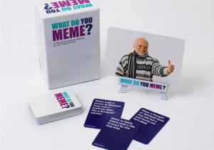 What Do You Meme -- Exprima-te amuzant!