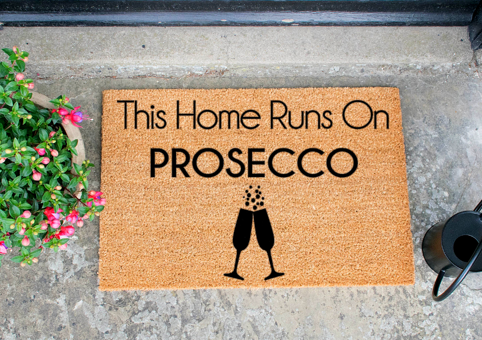 This Home Runs On Prosecco -- Evident, nu?