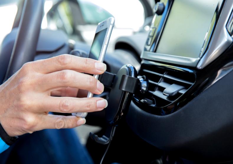 Incarcator auto wireless -- Visul oricarui sofer image