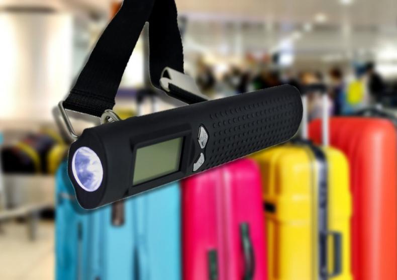 Cantarul Incarcator -- Cantar mobil de bagaje si powerbank image