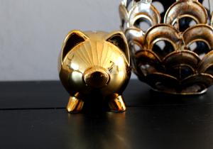 Pusculita Piggy -- Durdulie si bogata