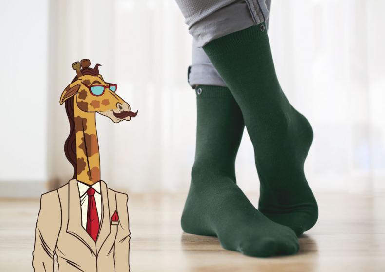 United Socks Mono -- Sosetele tale, mereu unite! image