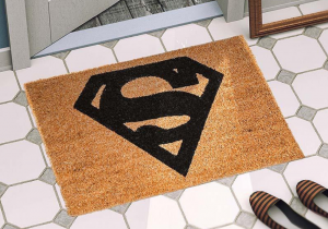 Covoras Superman -- Super covor de supererou
