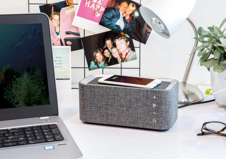 Speaker incarcator Vogue -- Gadget de ultima generatie image
