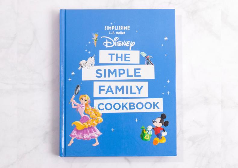 Carte de bucate Disney -- Pentru intreaga familie image