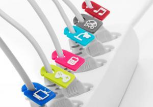 Foldabits -- Ca sa nu mai incurci cablurile