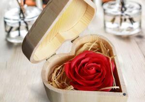 Trandafirul din inima -- Cadoul perfect pentru EA