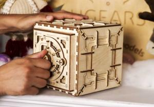 Seif mecanic -- Cutie de valori ECO