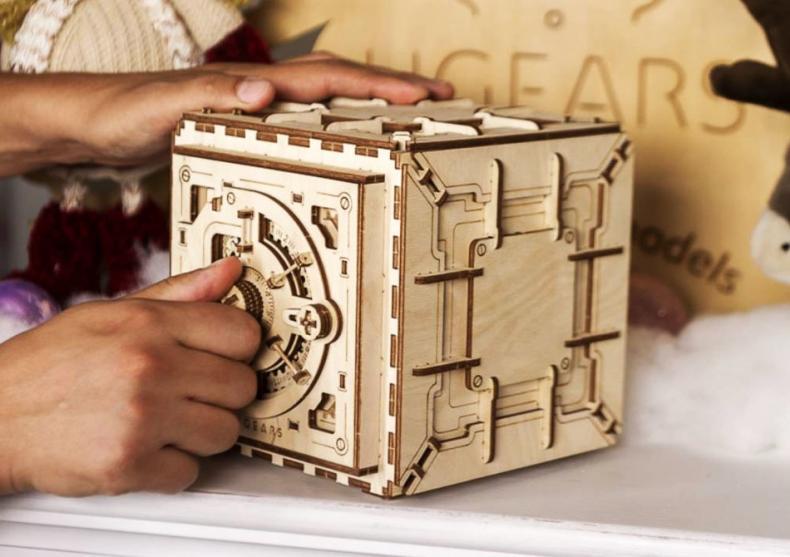 Seif mecanic -- Cutie de valori ECO image