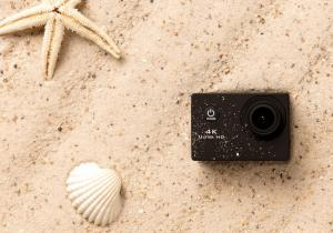 4K action camera -- HD de ultima generatie