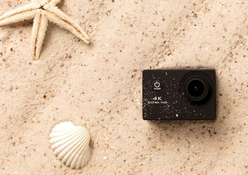 4K action camera -- HD de ultima generatie image