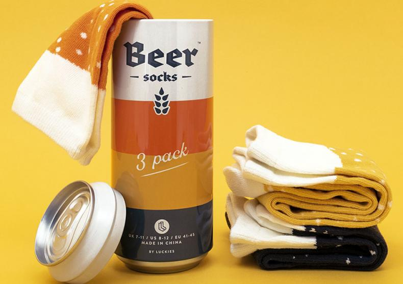 Sosete bere -- un mix la doza image