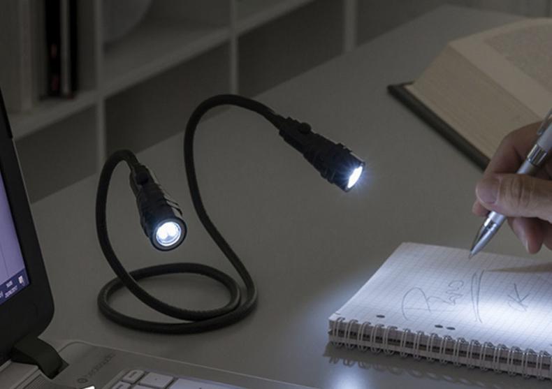 Lampa magnetico-flexibila -- se incolaceste oriunde image