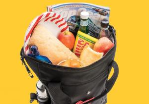 Geanta Swiss Peak termo -- picnic mai extrem