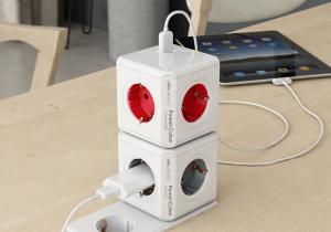 PowerCube Original 2xUSB -- dubla putere