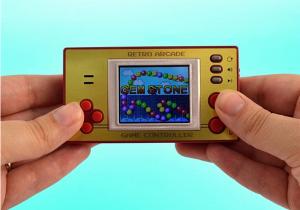 Retro Pocket Games -- Consola cu peste 100 de jocuri
