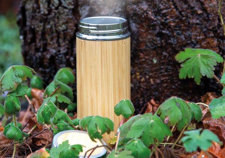 Sticla  Bamboo -- Nici un picur nu scapa image