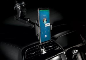 Suport automat telefon Veho TA-8 -- suport inteligent pentru telefon