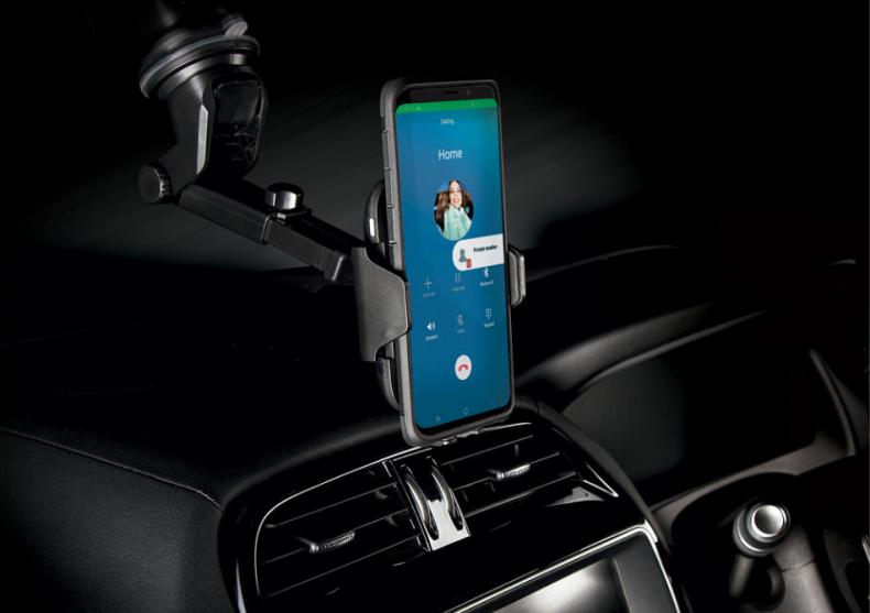Suport automat telefon Veho TA-8 -- suport inteligent pentru telefon image