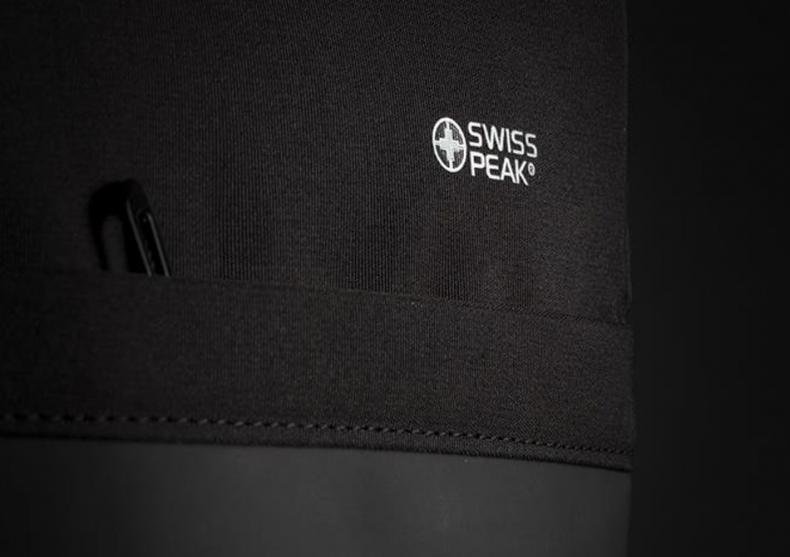 Rucsac Swiss Peak RFID & USB -- antifurt image
