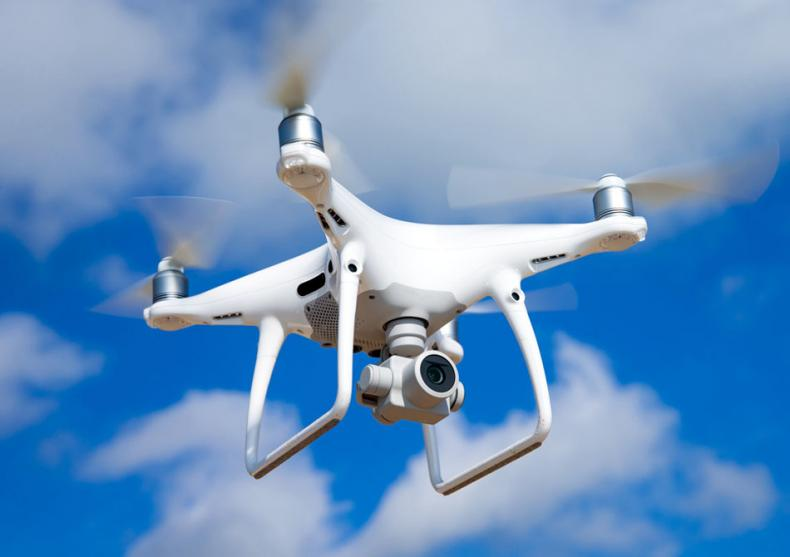 Drona Follow Me -- Cea mai tare din parcare! image