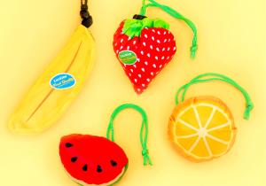 Sacosa Fruitiful fruit -- de cumparaturi vesele