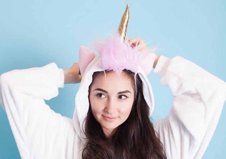 Unicorn Pijama -- fantezie imbracabila image