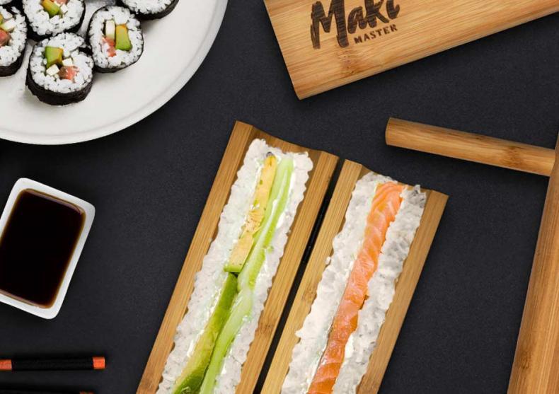 Maki Master -- preparat de tine,acasa! image