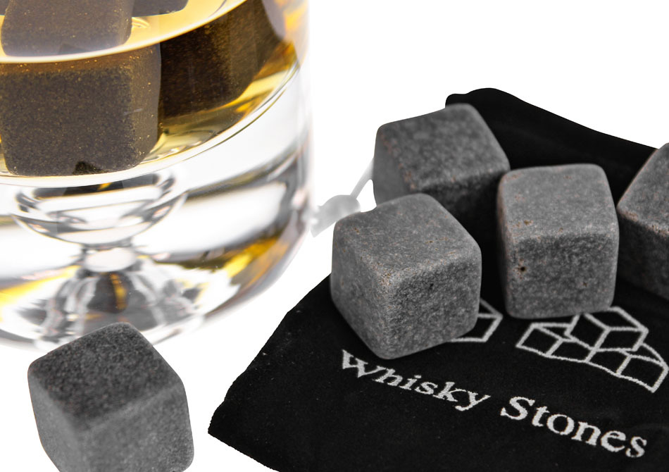 Whiskey Stones -- Let's chill, you rock!