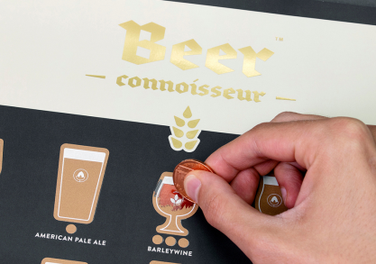 Tablou razuibil Beer Connoisseur -- ghid ideal