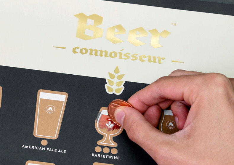 Tablou razuibil Beer Connoisseur -- ghid ideal image