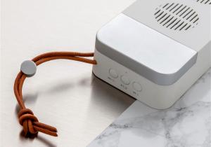Boxa Aria wireless -- conectivitate suava