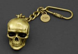 Dead ringer -- breloc skull head