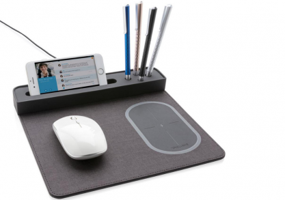 Mousepad Air wireless -- incarca & sustine
